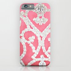 Always wear your invisible Crown iPhone 6s Slim Case