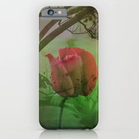 Dipped in Dew, Nestled by Nature iPhone 6 Slim Case