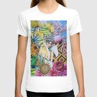 cherry blossom T-shirts featuring Cherry Blossom by John Turck
