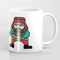 Lumberjack & Blue Ox Mug