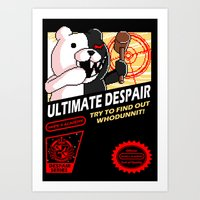 Ultimate Despair Art Print