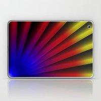 Fan of colour Laptop & iPad Skin