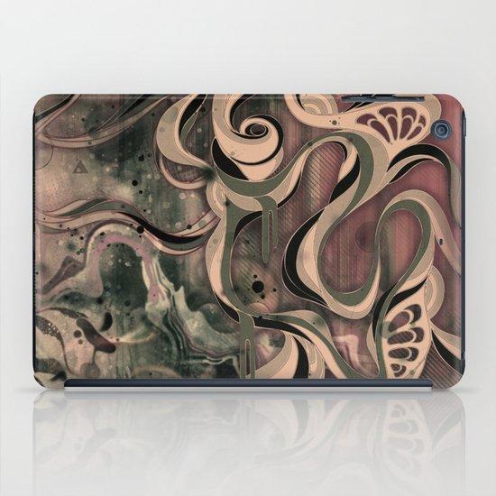 Tempest III (sandstorm) iPad Case