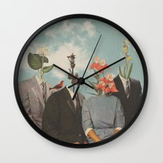 Secrets Wall Clock