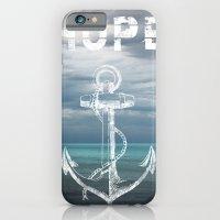 Hope Anchor iPhone 6 Slim Case