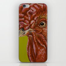 Orange Rooster iPhone & iPod Skin