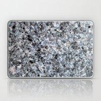 Granite mineral Laptop & iPad Skin