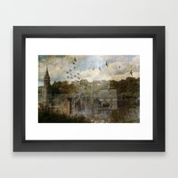 For Whom the Bell Tolls Framed Art Print