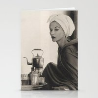 Essence of Royalty Stationery Cards