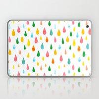 Happy Rain Laptop & iPad Skin