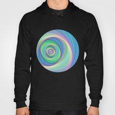 Asymmetric circles around the circle Hoody