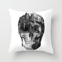 The Final Adventure Throw Pillow