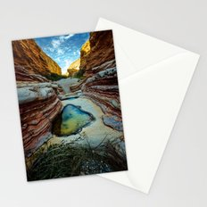 Ernst Canyon, Big Bend, Texas Stationery Cards