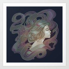 Alchemy - Air Art Print