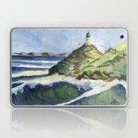 Peaceful Lighthouse V Laptop & iPad Skin