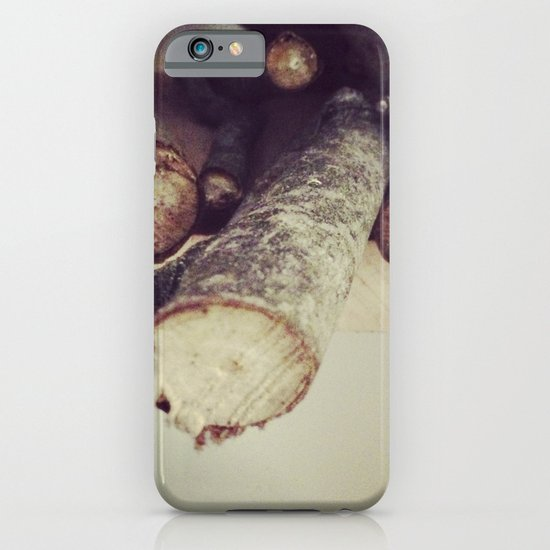Wood iPhone & iPod Case