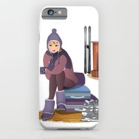 I Love Winter iPhone 6 Slim Case