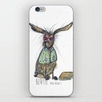 Bertie iPhone & iPod Skin