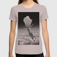 rock head Womens Fitted Tee Cinder SMALL