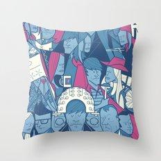 Eternal Sunshine Of The … Throw Pillow