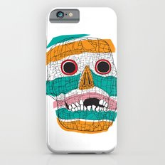 Stripy Skull  iPhone 6 Slim Case