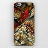 Glynnia Fractal Art iPhone & iPod Skin