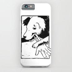 Like A Dog With A Bone Slim Case iPhone 6s