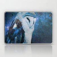 The Owl of Winter Laptop & iPad Skin