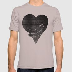 Illustrations / Love Mens Fitted Tee Cinder SMALL