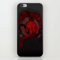Incipit Serpent iPhone & iPod Skin