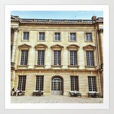 Versailles 1 Art Print