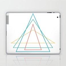 4 triangles Laptop & iPad Skin