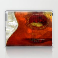 my spanish guitar  Laptop & iPad Skin