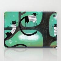 TREE LOUNGE iPad Case