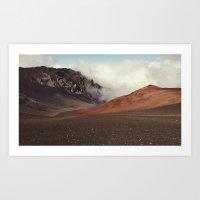 Life on Mars Art Print