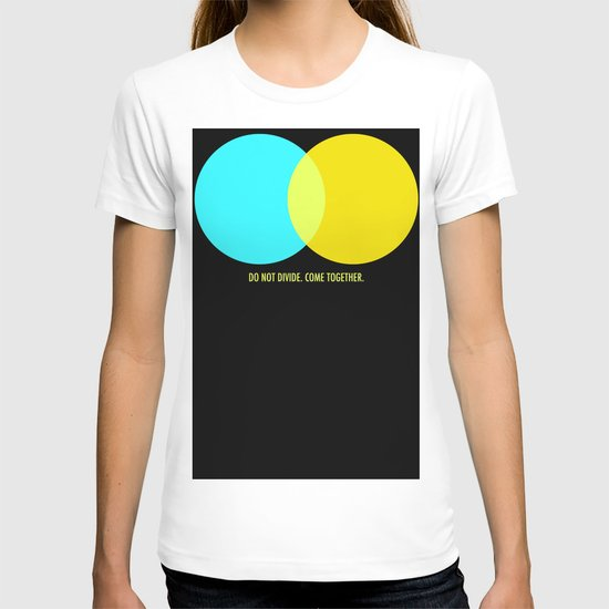 Do Not Divide T-shirt