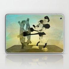 Mickey Mouse As Steamboa… Laptop & iPad Skin