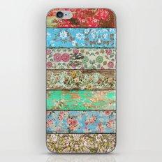Rococo Style iPhone & iPod Skin