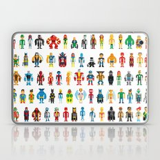 Pixel Heroes Laptop & iPad Skin