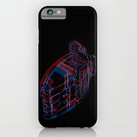 Classic Galactica 3D iPhone 6 Slim Case
