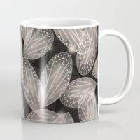 Fallen Fairy Wings - Sil… Mug