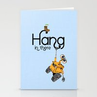 Pixar/Disney Wall-e Hang in There Stationery Cards