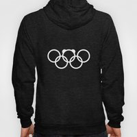 Olympic games logo 2014. Sochi. Bear. Hoody