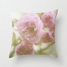 So Pretty In Pink  Throw Pillow