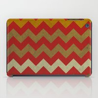 Zigzag iPad Case