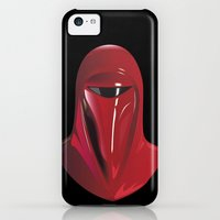 iPhone Cases featuring Imperio red by Tony Vazquez