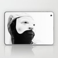 italy - naples - traditional mask_03 Laptop & iPad Skin