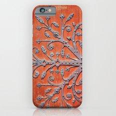 Gothic Red Door iPhone 6 Slim Case