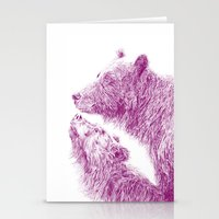 Bear your Heart Stationery Cards