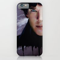 Criminal Fascination iPhone 6 Slim Case